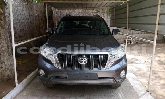 Acheter Occasions Voiture Toyota Prado Gris à Djibouti au Djibouti Region