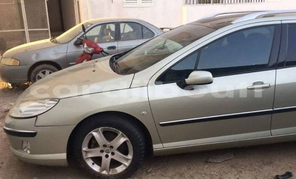 Acheter Occasions Voiture Peugeot 407 Gris à Djibouti au Djibouti Region