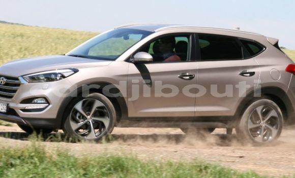 Acheter Occasions Voiture Hyundai Tucson Beige à Djibouti au Djibouti Region