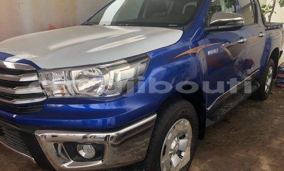Acheter Occasions Voiture Toyota Hilux Bleu à Djibouti au Djibouti Region