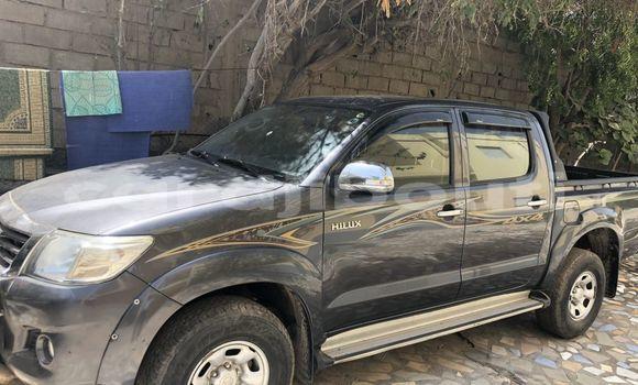 Acheter Occasions Voiture Toyota Hilux Noir à Djibouti au Djibouti Region