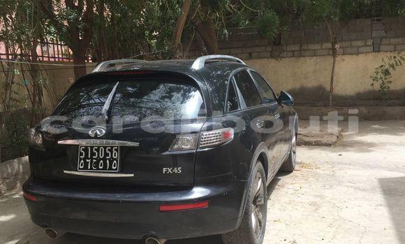 Acheter Occasions Voiture Infiniti FX–Series Noir à Djibouti au Djibouti Region
