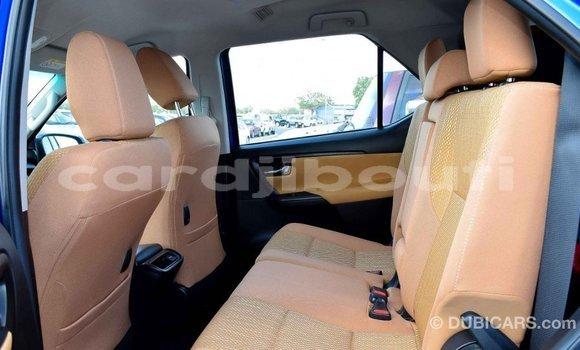 Acheter Importé Voiture Toyota Fortuner Bleu à Import - Dubai, Ali Sabieh Region