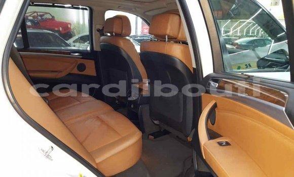 Acheter Importé Voiture BMW X5 Blanc à Import - Dubai, Ali Sabieh Region
