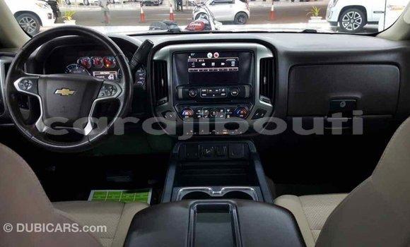 Acheter Importé Voiture Chevrolet Silverado Blanc à Import - Dubai, Ali Sabieh Region