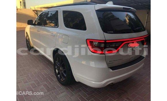 Acheter Importé Voiture Dodge Durango Blanc à Import - Dubai, Ali Sabieh Region