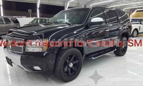 Acheter Importé Voiture Chevrolet Tahoe Noir à Import - Dubai, Ali Sabieh Region