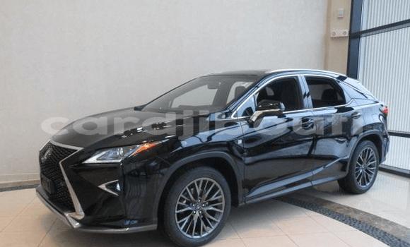 Acheter Occasion Voiture Lexus RX 350 Noir à Djibouti, Djibouti Region