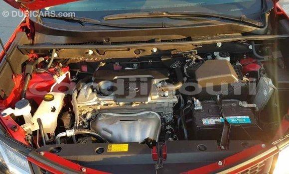 Acheter Importé Voiture Toyota RAV4 Rouge à Import - Dubai, Ali Sabieh Region