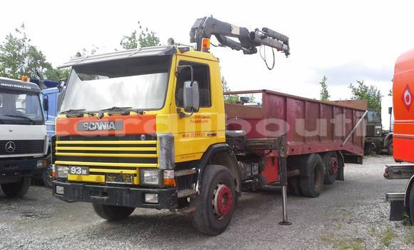 Acheter Occasions Utilitaire Scania R420 Autre à Djibouti au Djibouti Region