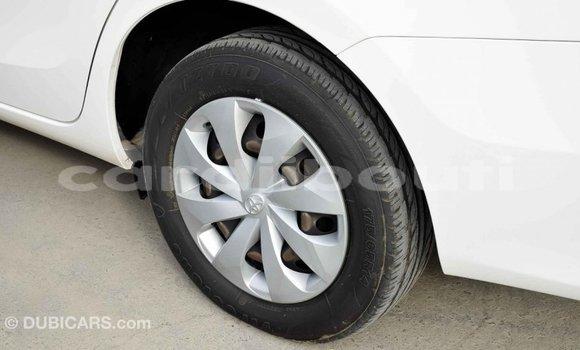 Acheter Importé Voiture Toyota Yaris Blanc à Import - Dubai, Ali Sabieh Region