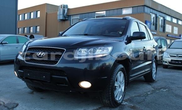 Acheter Occasion Voiture Hyundai Santa Fe Noir à Djibouti, Djibouti Region