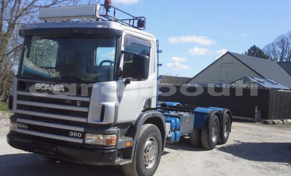 Acheter Occasions Utilitaire Scania R420 Blanc à Djibouti au Djibouti Region