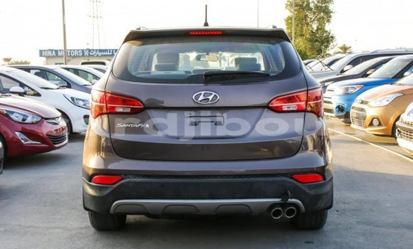 Acheter Importé Voiture Hyundai Santa Fe Marron à Import - Dubai, Ali Sabieh Region