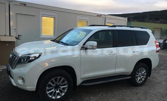 Acheter Occasion Voiture Toyota Land Cruiser Vert à Djibouti, Djibouti Region