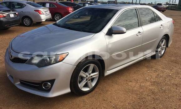 Acheter Occasion Voiture Toyota Camry Gris à Djibouti, Djibouti Region