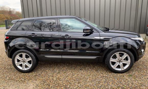 Acheter Occasion Voiture Land Rover Range Rover Evoque Blanc à Djibouti, Djibouti Region
