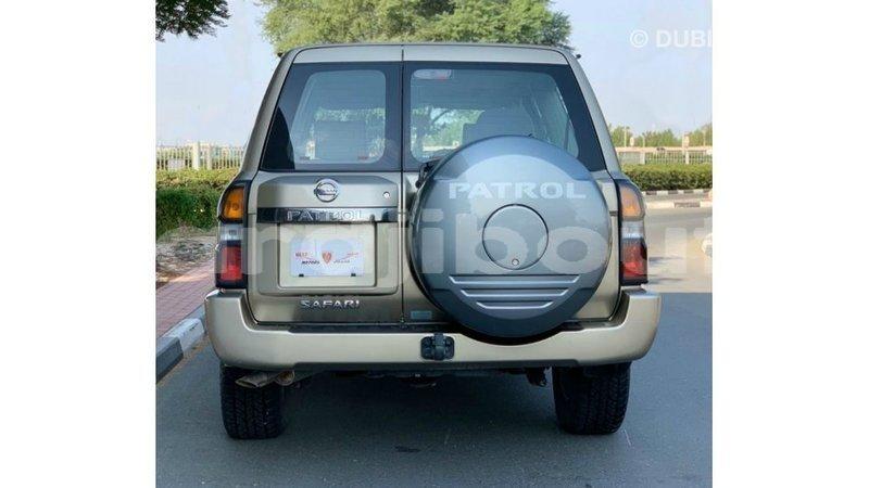 Big with watermark nissan patrol ali sabieh region import dubai 3442