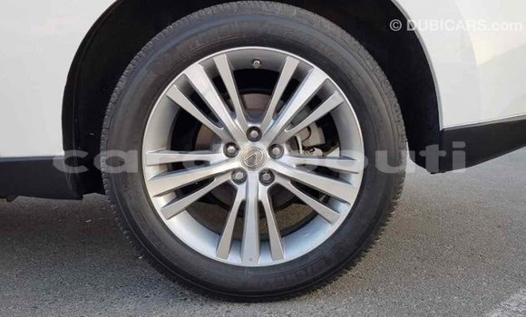 Acheter Importé Voiture Lexus RX 350 Blanc à Import - Dubai, Ali Sabieh Region