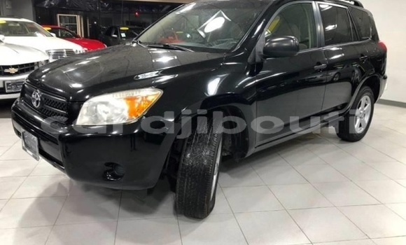 Acheter Importé Voiture Toyota RAV4 Noir à Dikhil, Dikhil