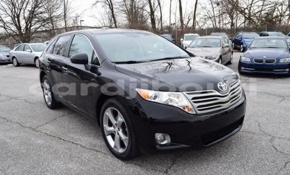 Acheter Importé Voiture Toyota Venza Noir à Djibouti, Djibouti Region