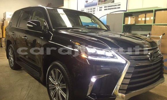 Acheter Occasions Voiture Lexus LX 570 Noir à Alaili Dadda au Obock