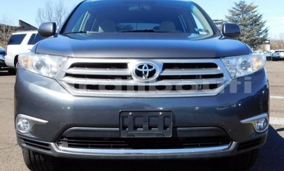 Acheter Importé Voiture Toyota Highlander Autre à Ali Sabieh, Ali Sabieh Region