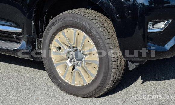 Acheter Importé Voiture Toyota Prado Noir à Import - Dubai, Ali Sabieh Region
