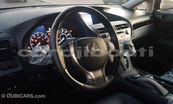Acheter Importé Voiture Lexus RX 350 Noir à Import - Dubai, Ali Sabieh Region