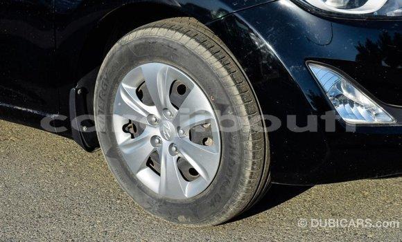 Acheter Importé Voiture Hyundai Elantra Noir à Import - Dubai, Ali Sabieh Region