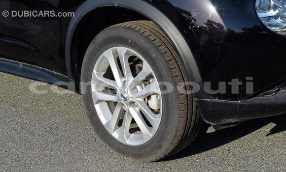 Acheter Importé Voiture Nissan Juke Noir à Import - Dubai, Ali Sabieh Region