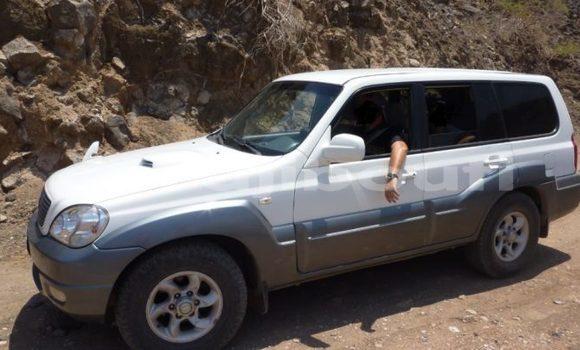 Acheter Occasions Voiture Hyundai Cargo Blanc à Djibouti au Djibouti Region