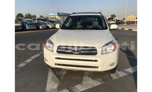 Acheter Importé Voiture Toyota 4Runner Blanc à Import - Dubai, Ali Sabieh Region
