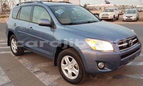 Acheter Importé Voiture Toyota 4Runner Bleu à Import - Dubai, Ali Sabieh Region