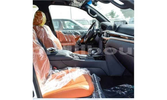 Acheter Importé Voiture Lexus LX Blanc à Import - Dubai, Ali Sabieh Region